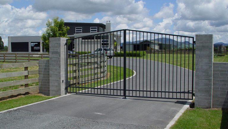 Basic Double Swing Gates