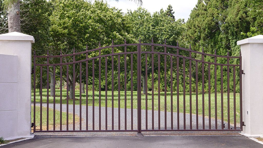 Domestic Swing Gates Automatic Doors And Gates