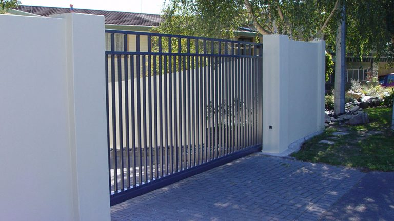 Simple Cantilever Gate